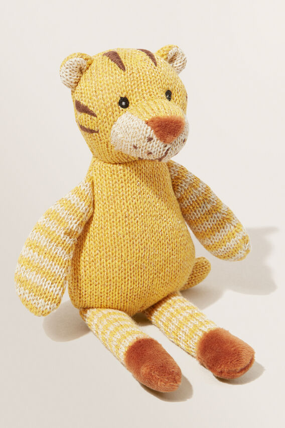 Teddy The Tiger Rattle  MULTI  hi-res