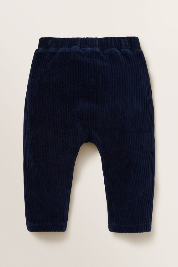 Velour Trackpant  MIDNIGHT BLUE  hi-res