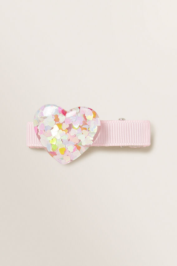 Heart Duck Clip  MULTI  hi-res