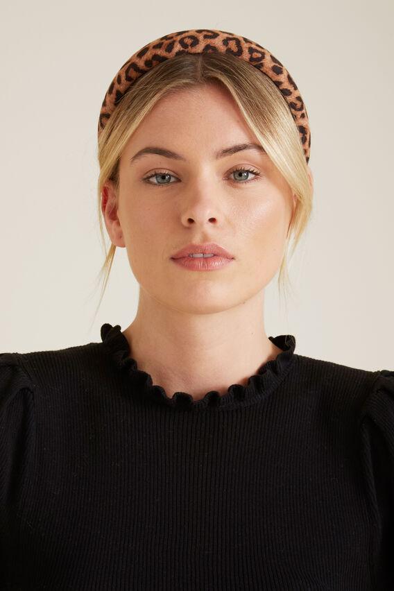 Ocelot Padded Headband  OCELOT  hi-res