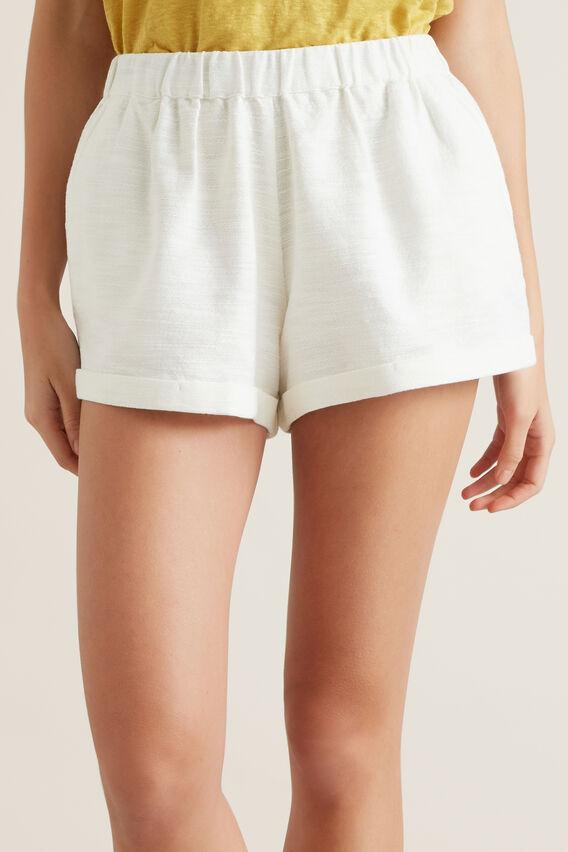 Casual Shorts  CLOUD CREAM  hi-res