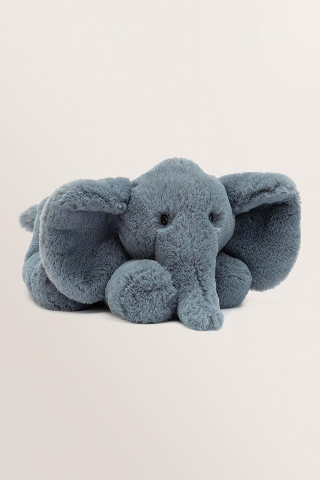 Jellycats Huggady Elephant  GREY  hi-res