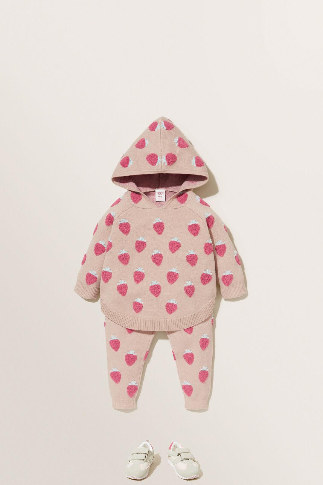 Strawberry Poncho  CHAI  hi-res