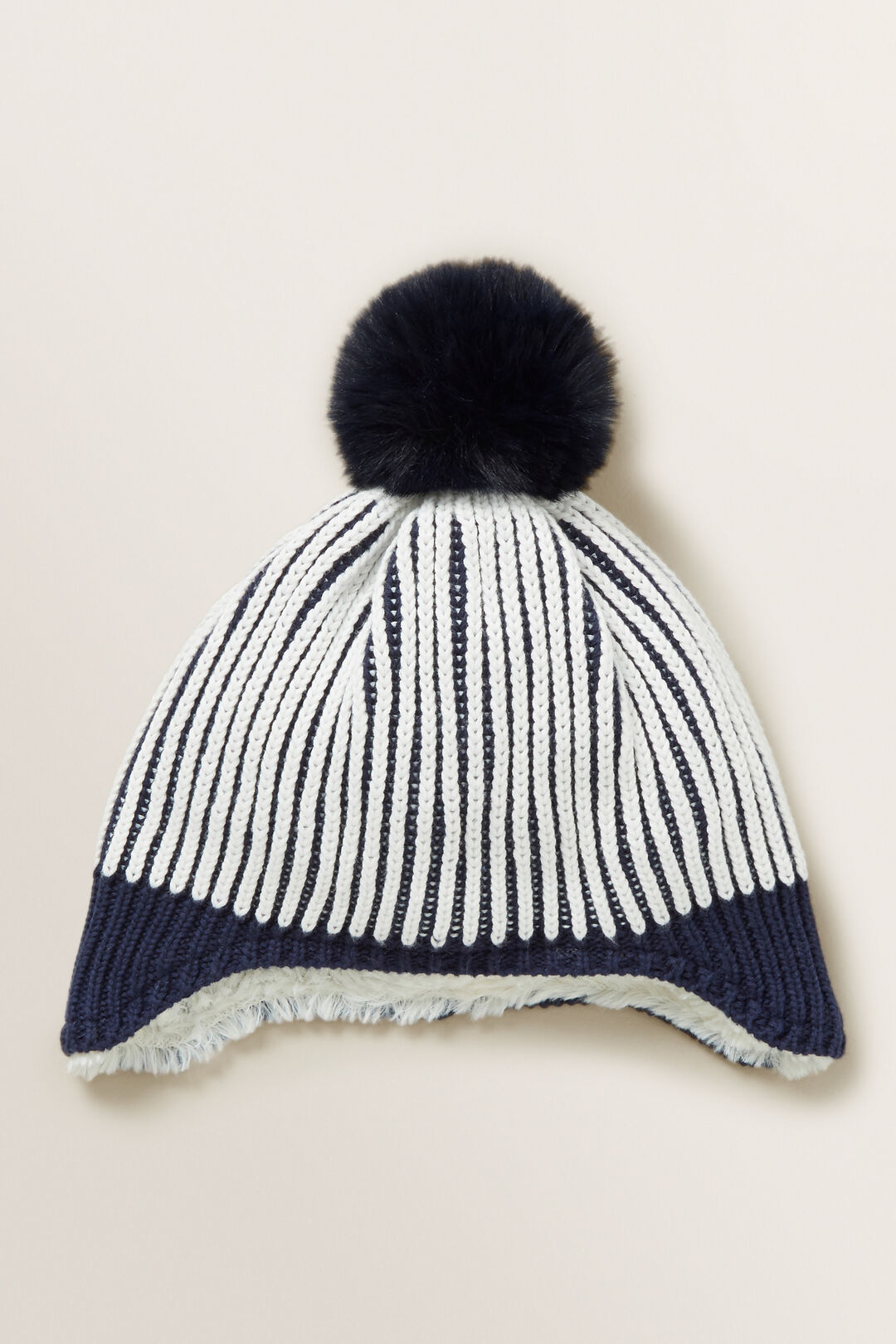 Sherpa Lined Beanie  MIDNIGHT BLUE  hi-res