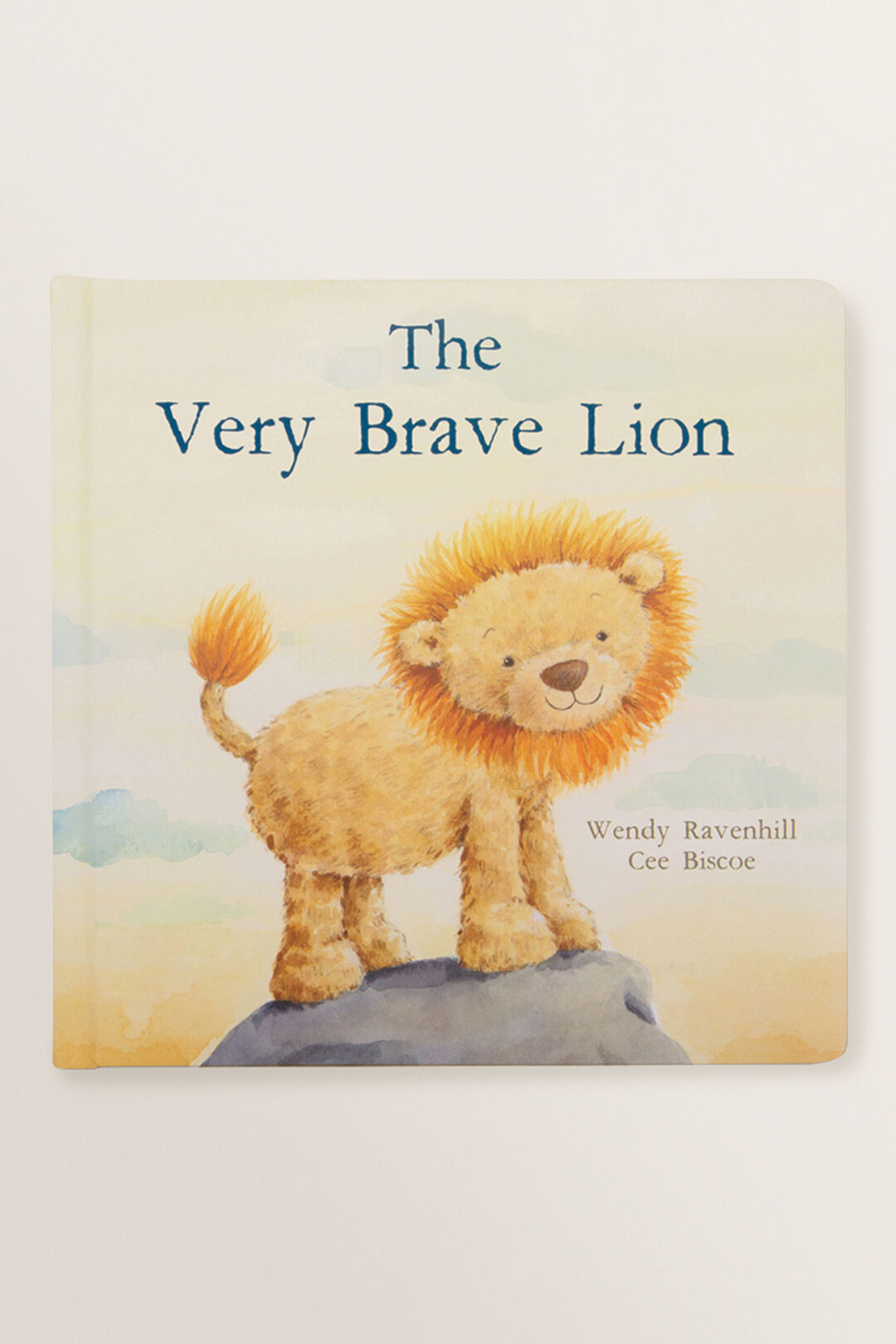 The Very Brave Lion Book  MULTI  hi-res