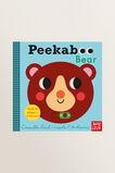 Peekaboo Bear Book  MULTI  hi-res