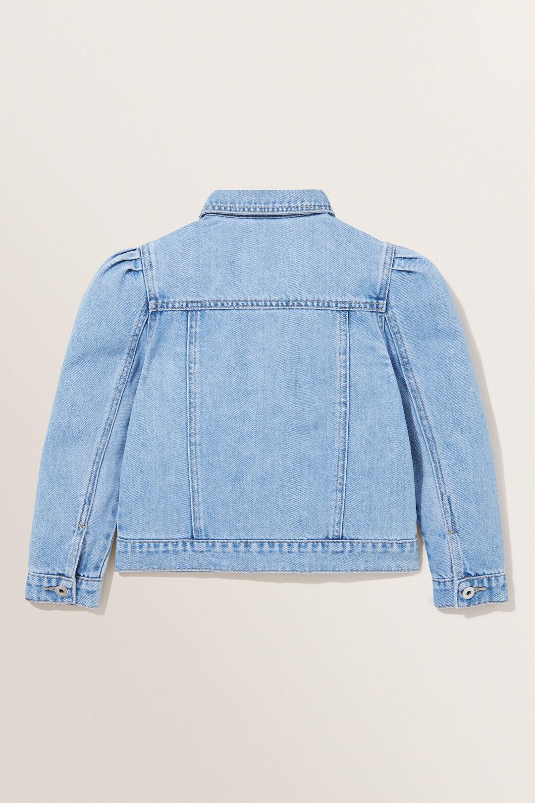 Denim Jacket  BLEACHED BLUE  hi-res