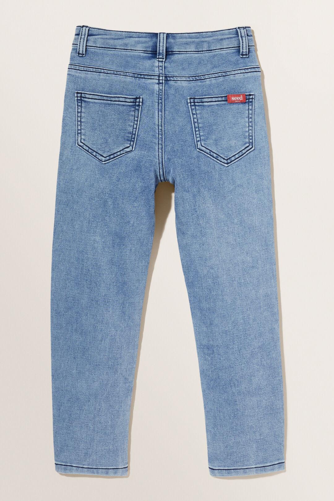 Classic Jean  ACID BLUE  hi-res