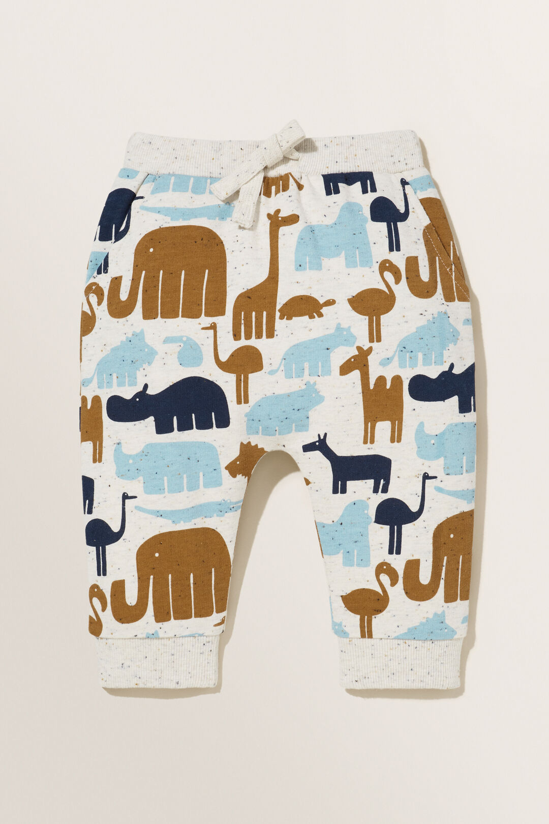 Animal Trackpant  CREAM SPECKLE  hi-res