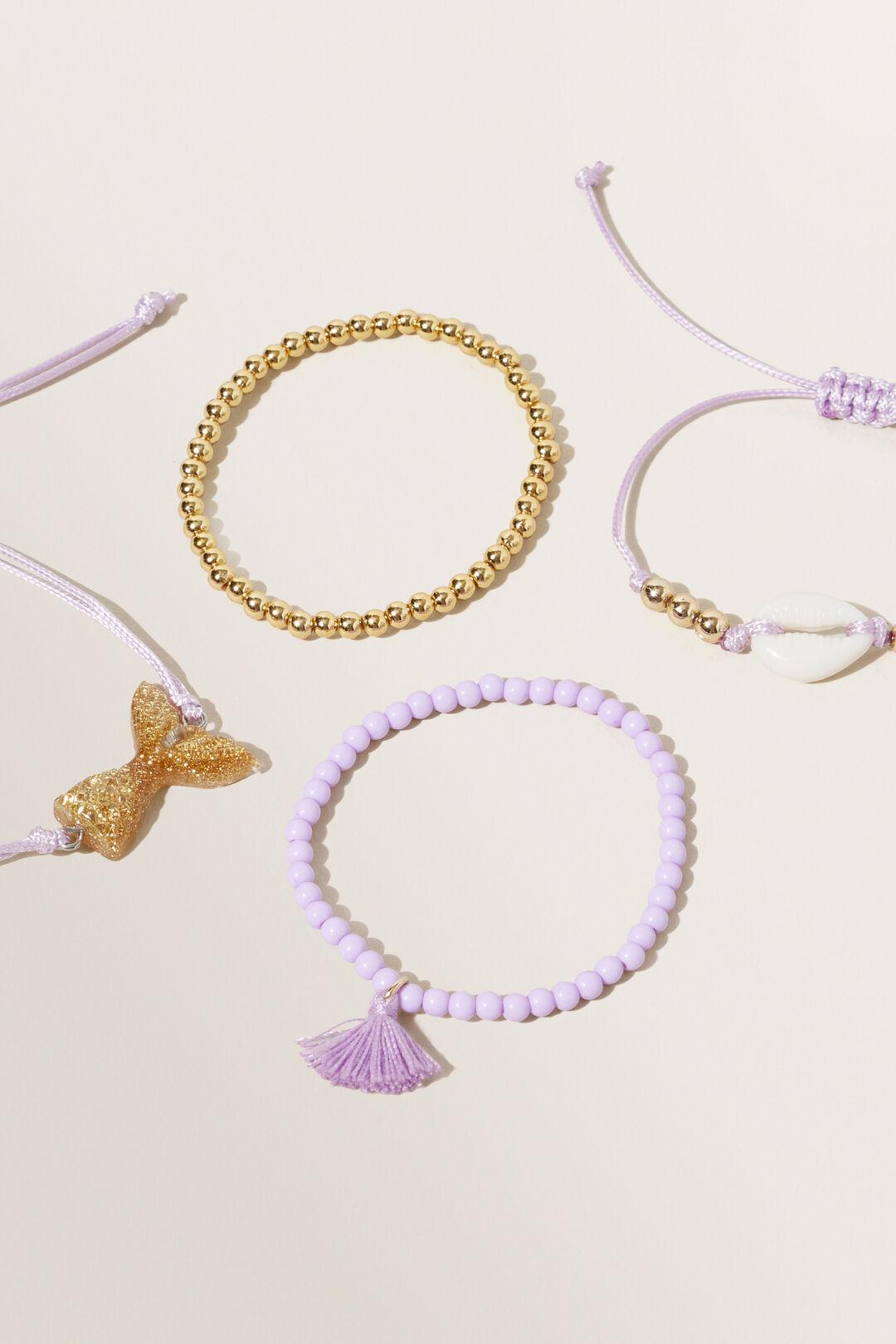 Mermaid Bracelet Pack  MULTI  hi-res