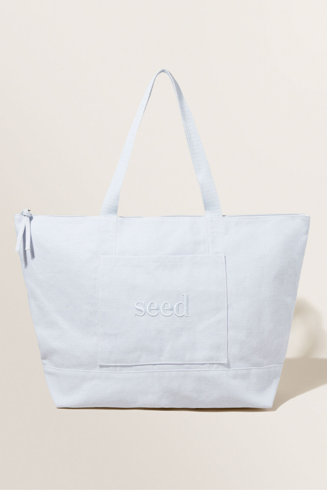Seed Tote Bag  BABY BLUE  hi-res