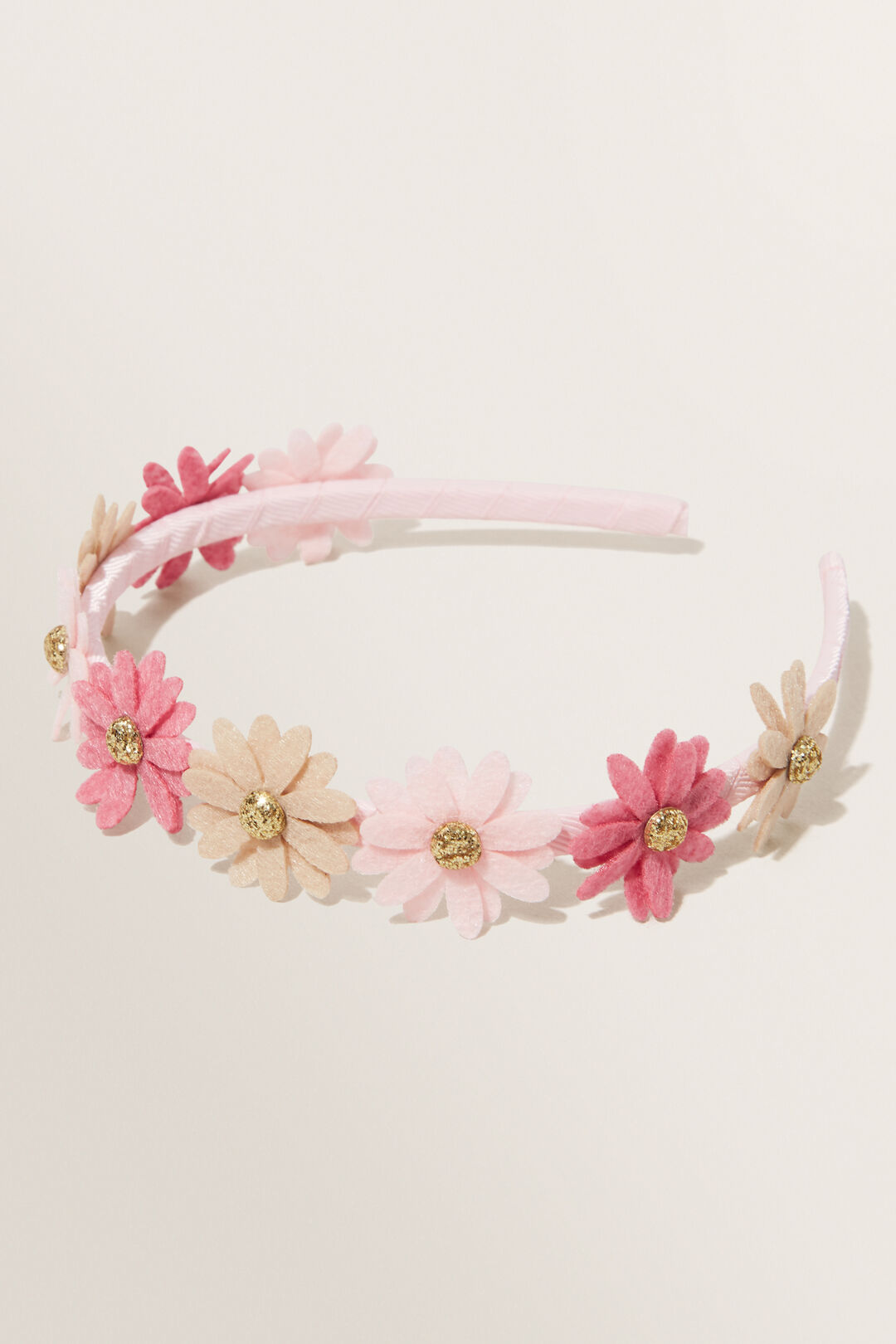 Felt Flower Headband  MULTI  hi-res