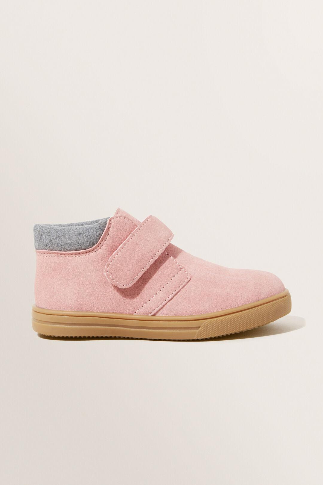 Tab Sneaker  DUSTY ROSE  hi-res