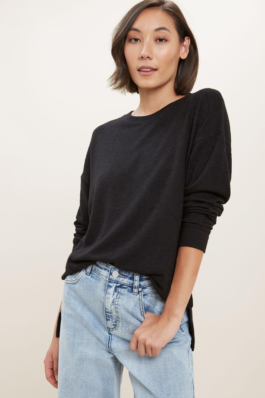 Supersoft  Sweater  BLACK  hi-res