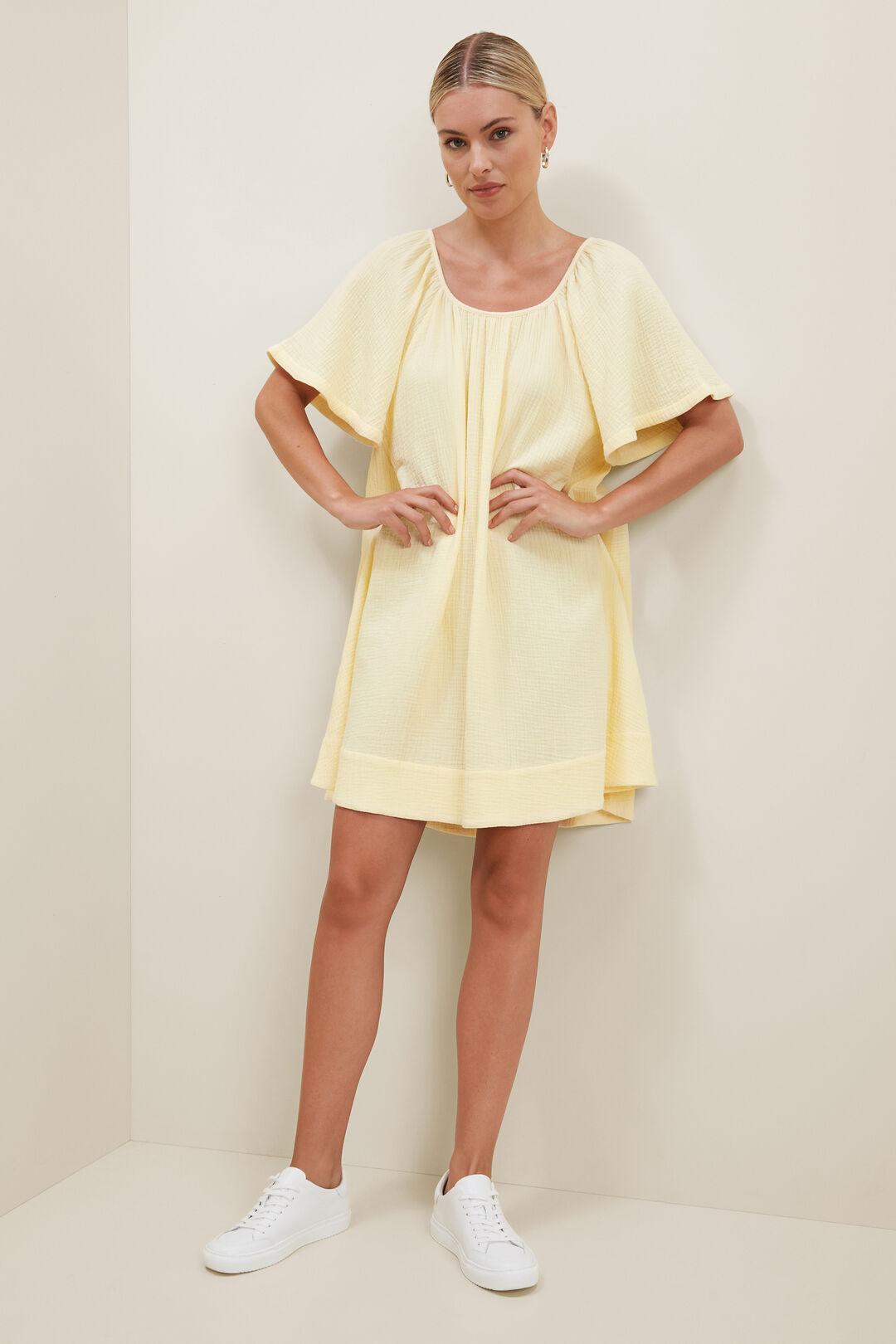 Swing Mini Dress  LIMONCELLO  hi-res