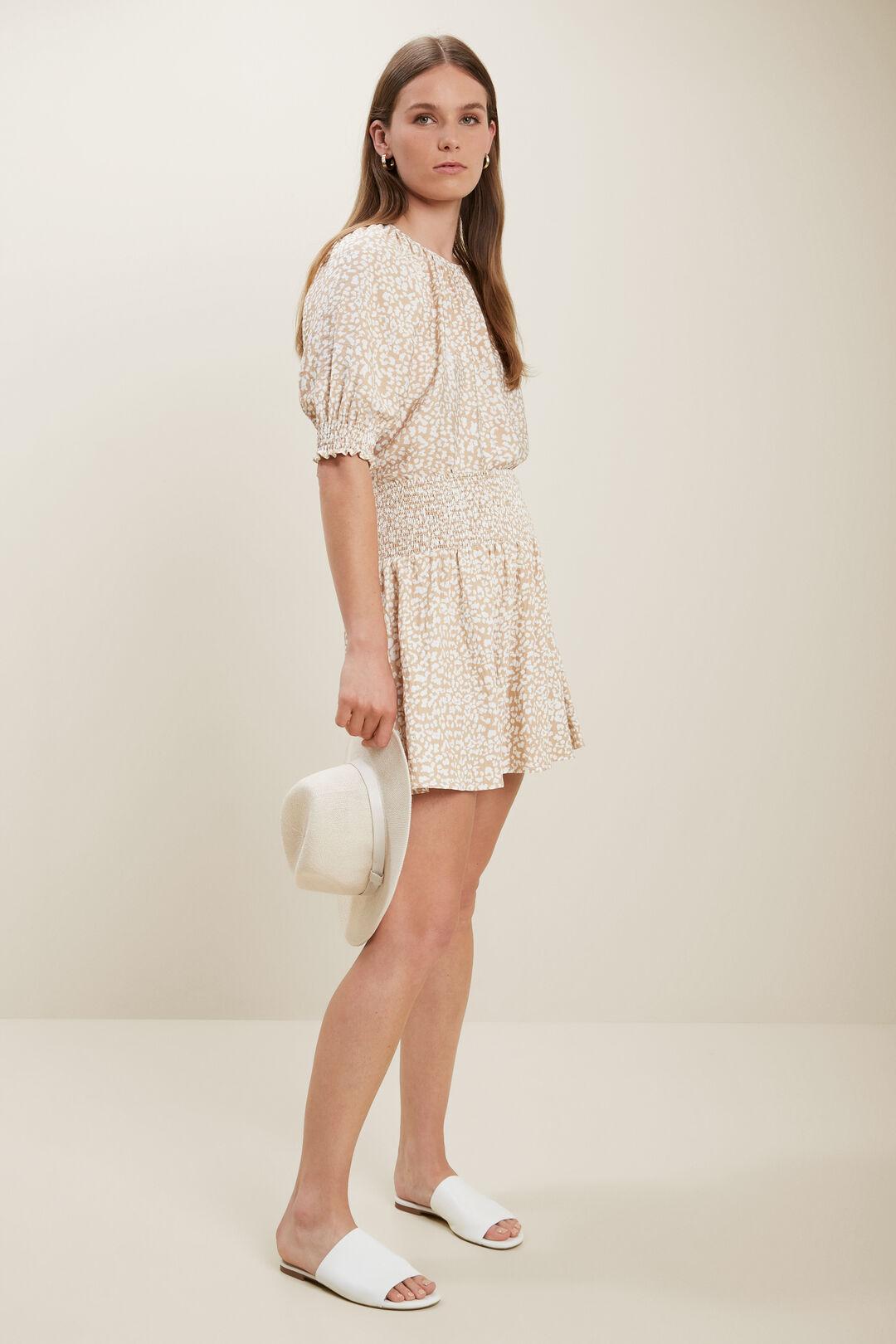 Ocelot Flutter Skirt  OCELOT  hi-res