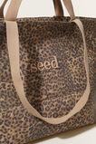 Jersey Overnight Bag  BEIGE OCELOT  hi-res