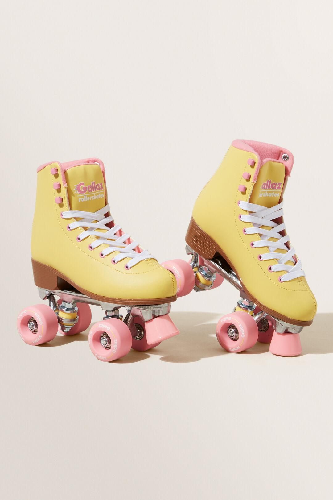 Roller Skates  LEMON  hi-res