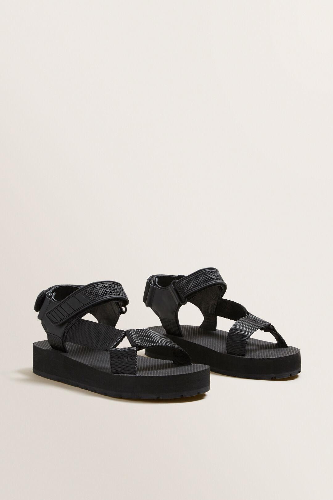 Ming Velcro Sandal  MULTI  hi-res