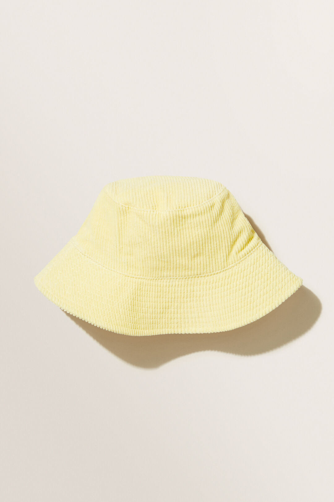Corduroy Bucket Hat  BUTTERCUP  hi-res