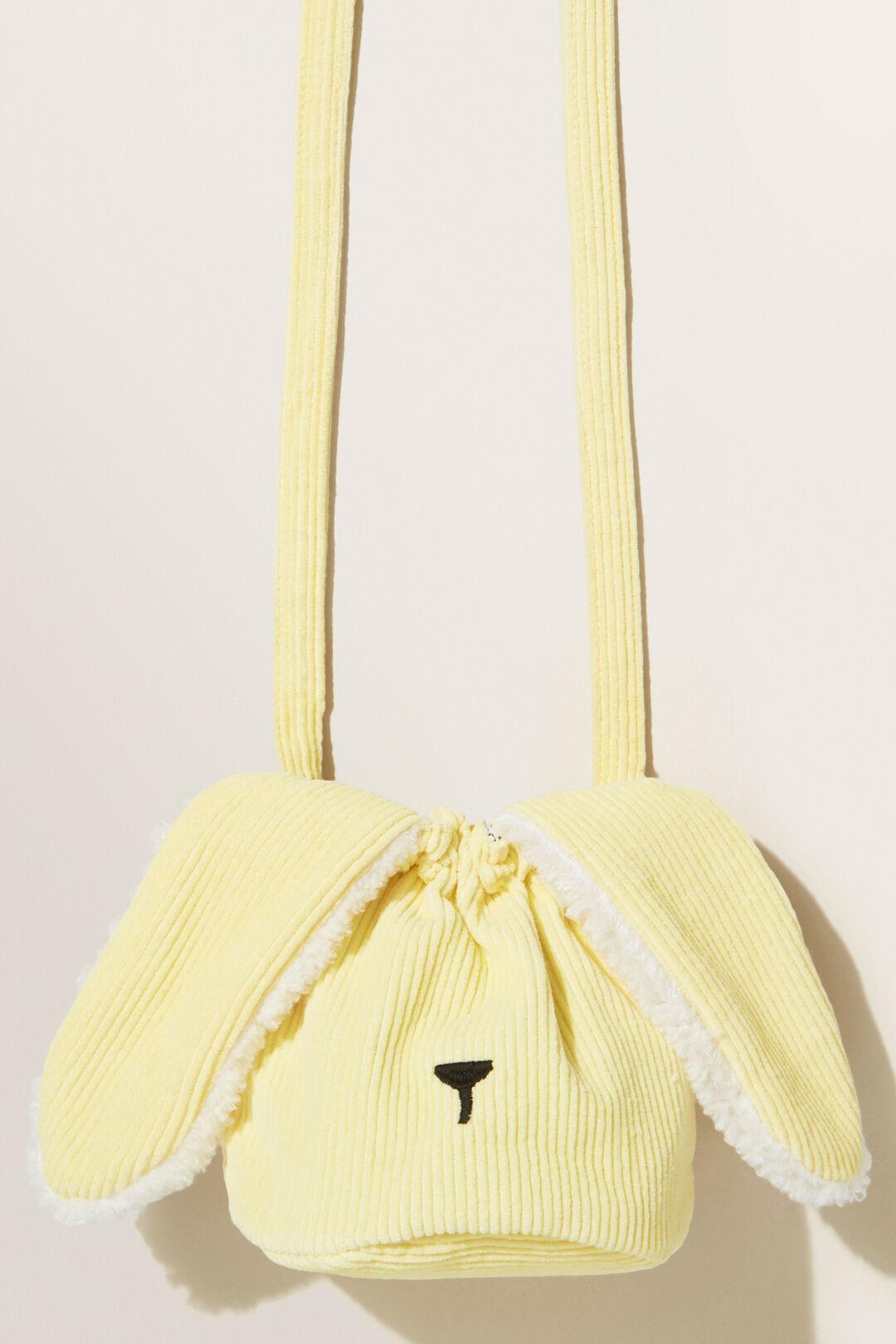 Corduroy Animal Bag  BUTTERCUP  hi-res