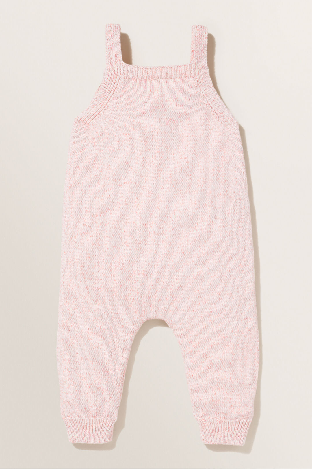 Knitted Overall  CORAL  hi-res