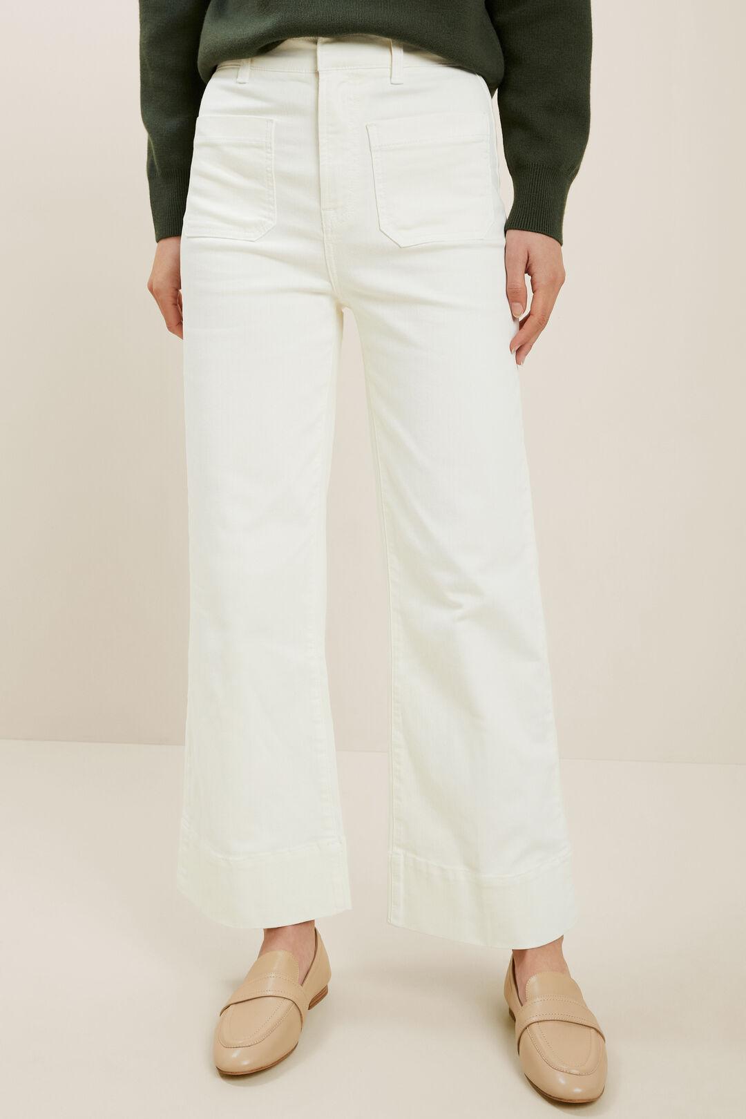 Front Pocket Jeans  FRENCH VANILLA  hi-res