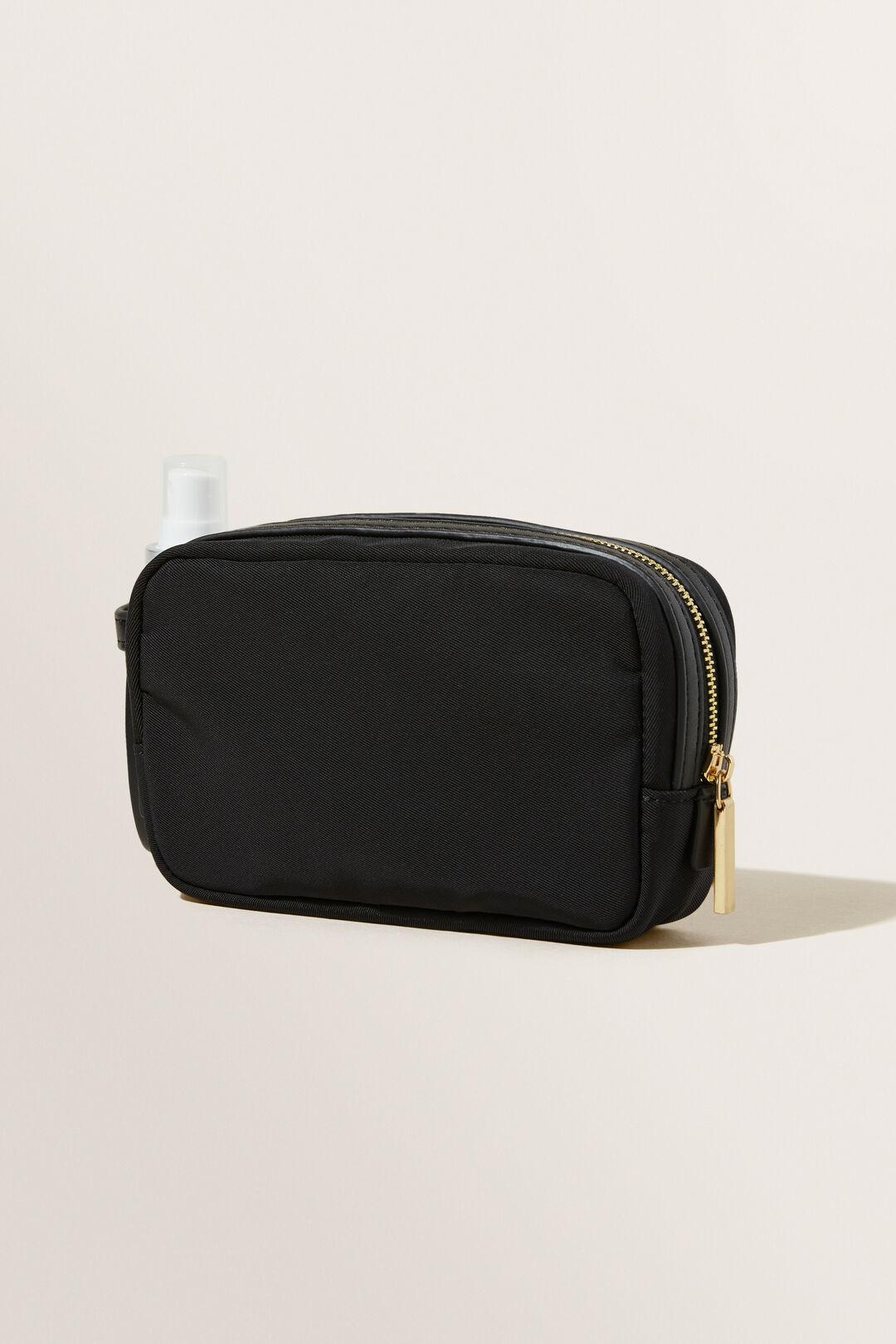 Amenities Kit  BLACK  hi-res