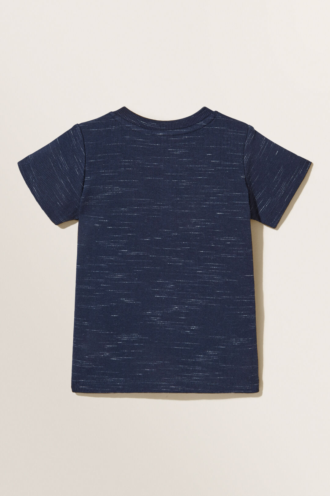 Space Dye Henley Tee  MIDNIGHT BLUE  hi-res