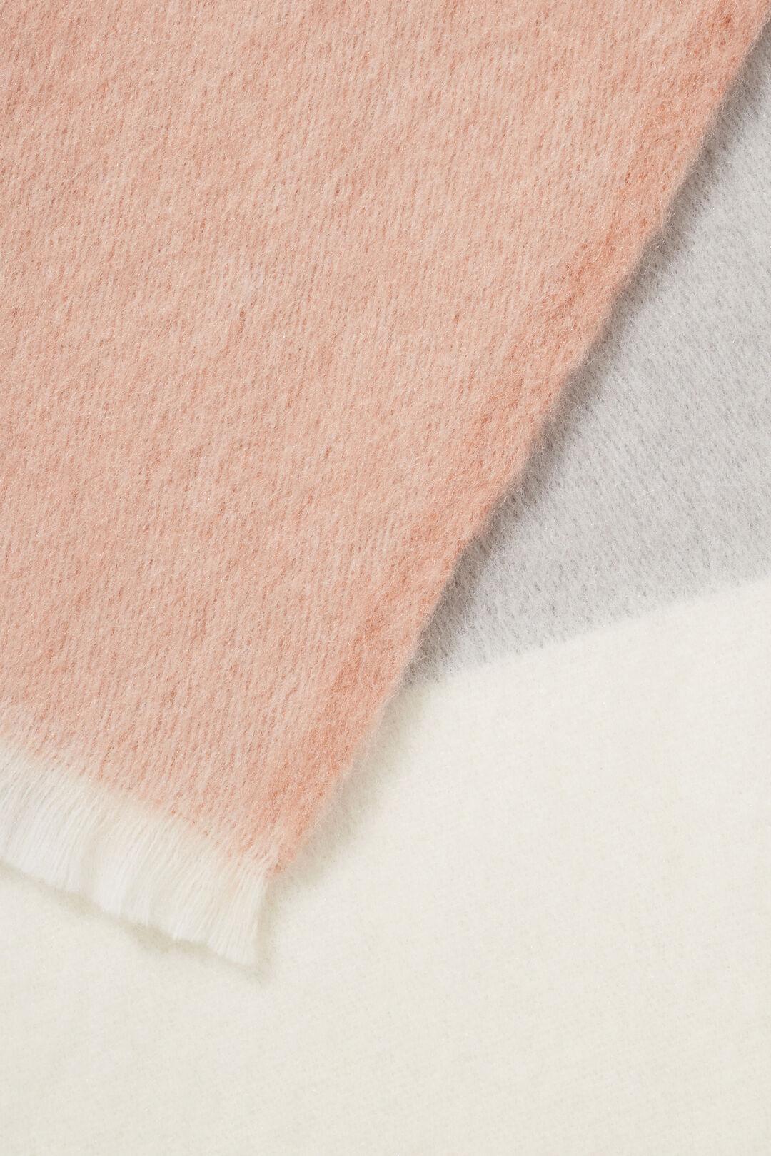Colour  Block Scarf  MULTI  hi-res