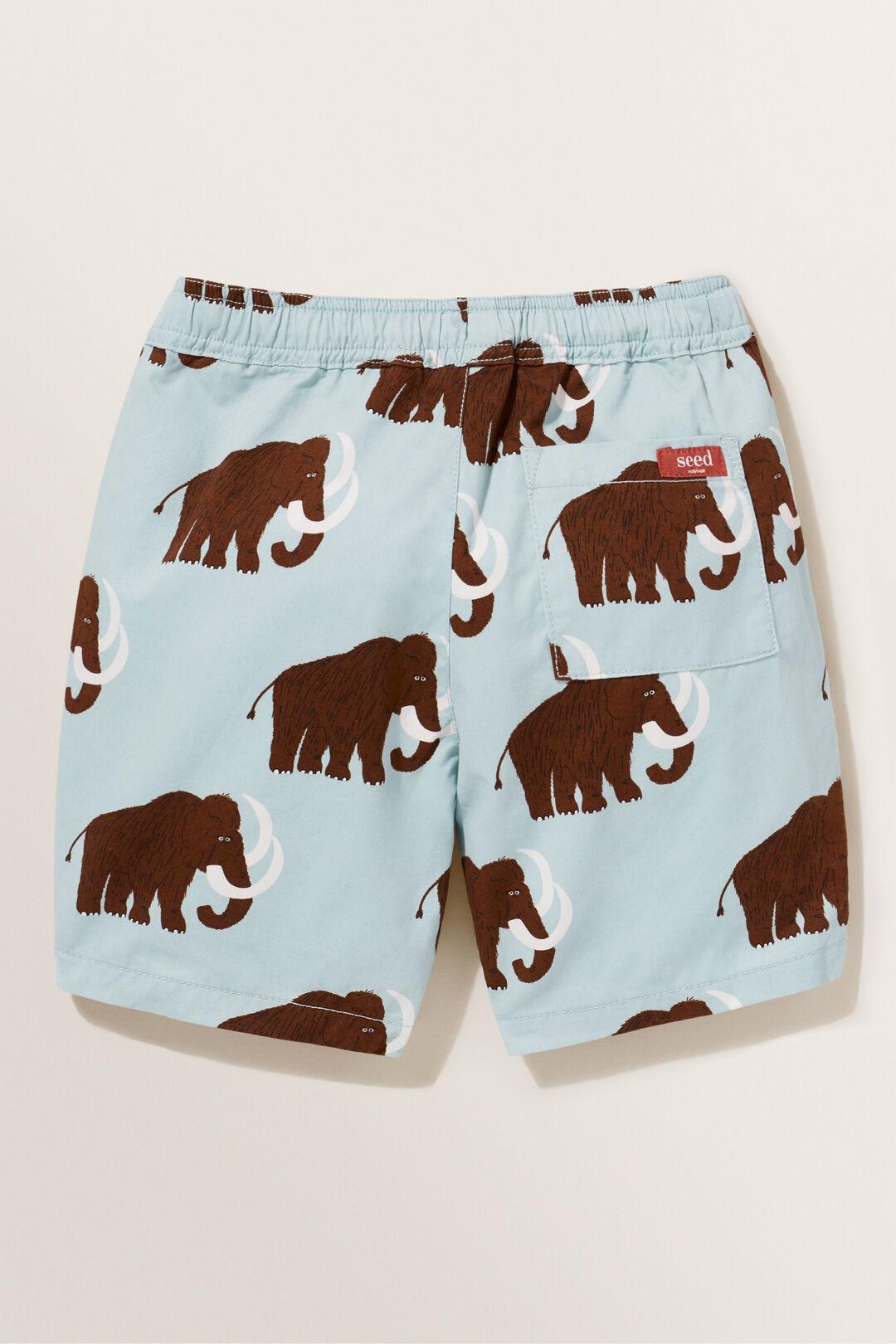 Woolly Mammoth Shorts  SEA FOAM  hi-res