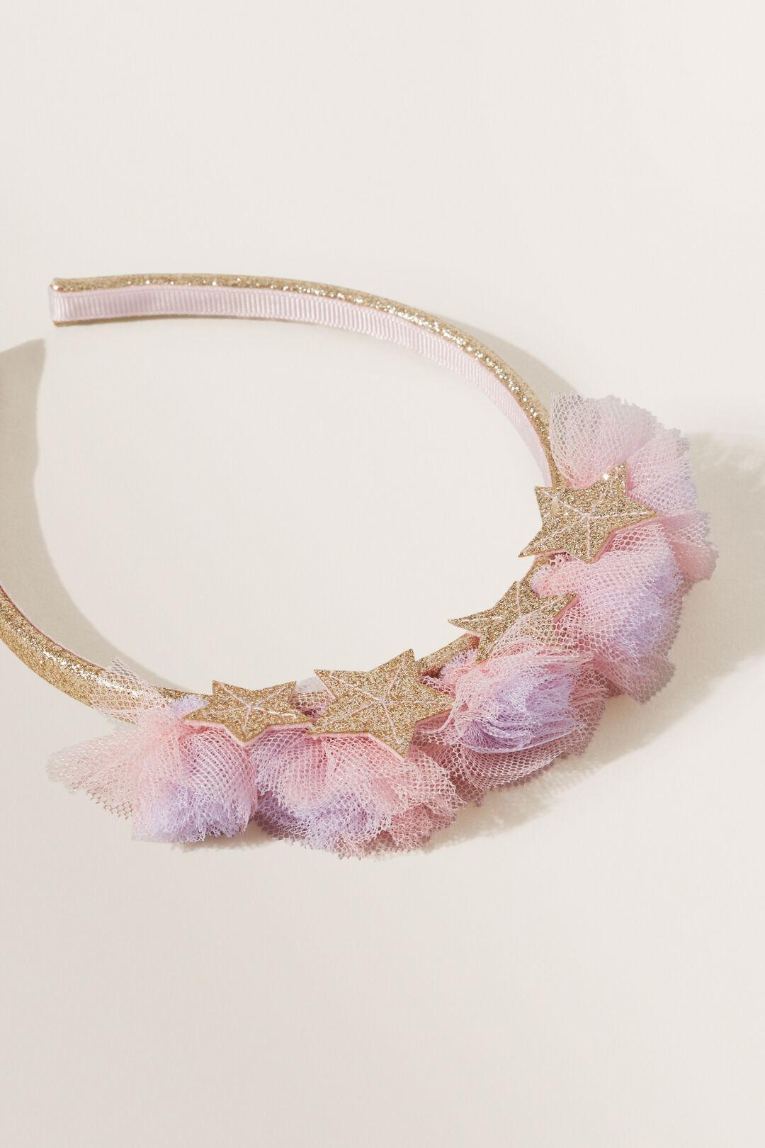 Party Tulle Headband  MULTI  hi-res