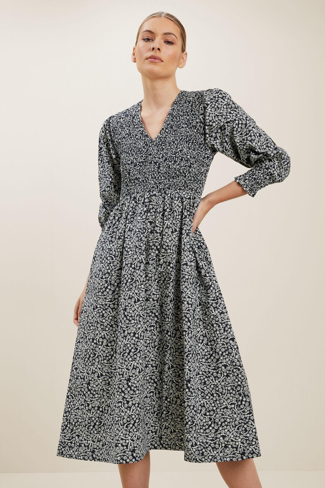 Floral Midi Dress  DITSY FLORAL  hi-res