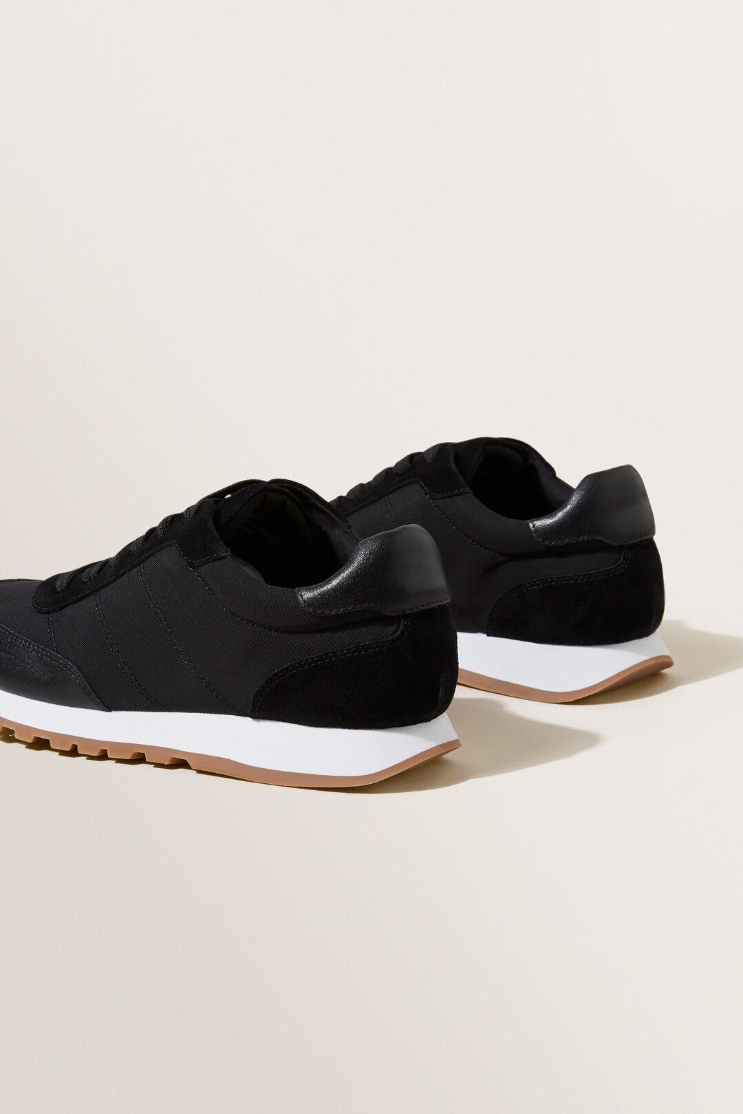 Hailey Sneaker  BLACK  hi-res