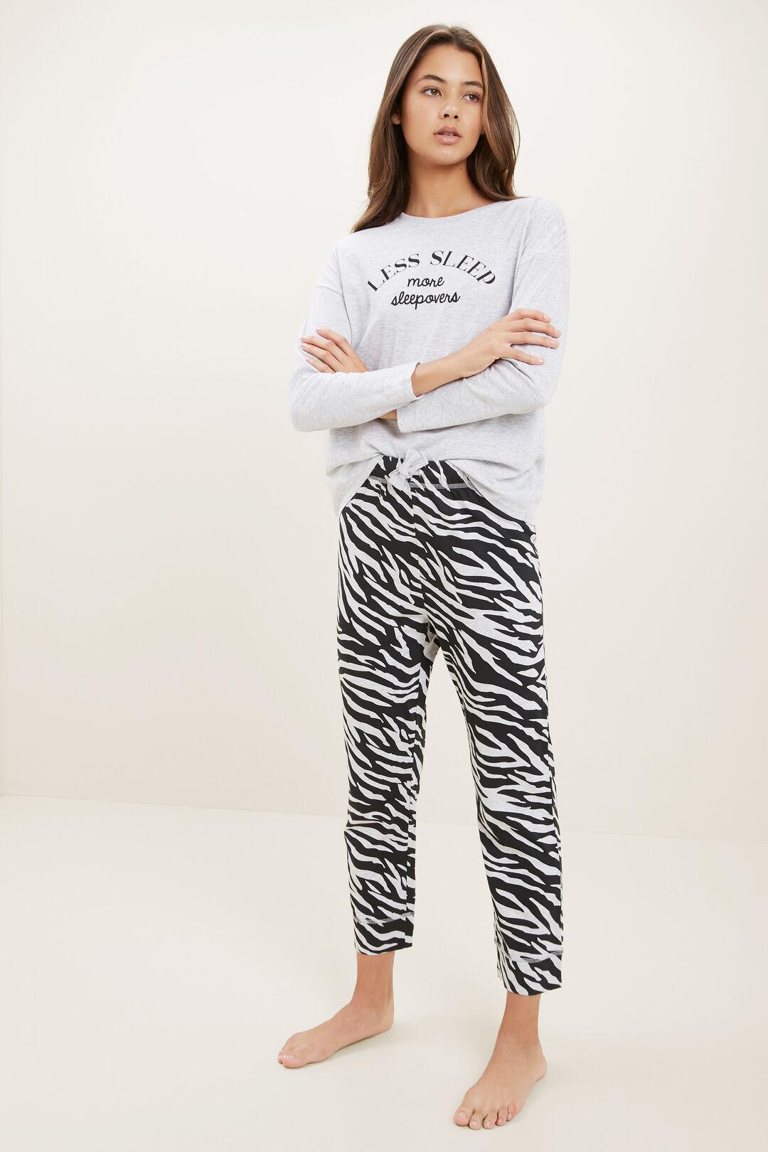 Zebra Pyjamas  CLOUD  hi-res
