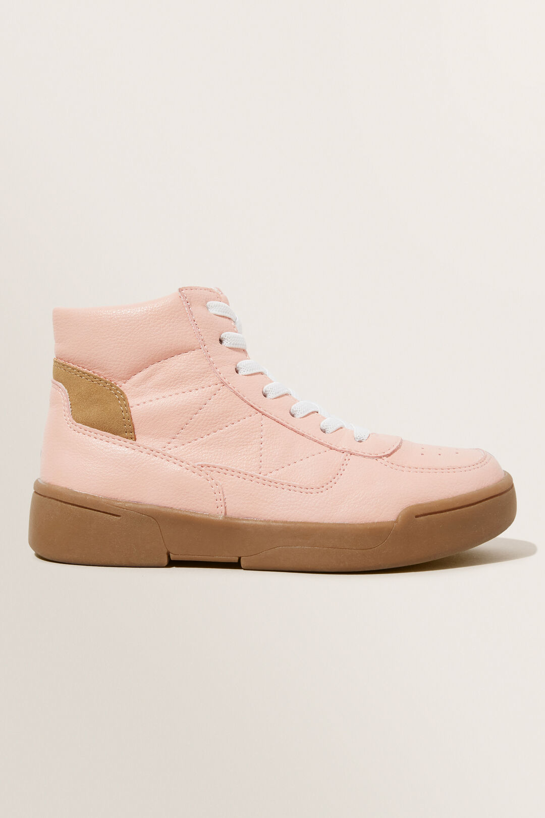 High Top Boot  DUSTY ROSE  hi-res