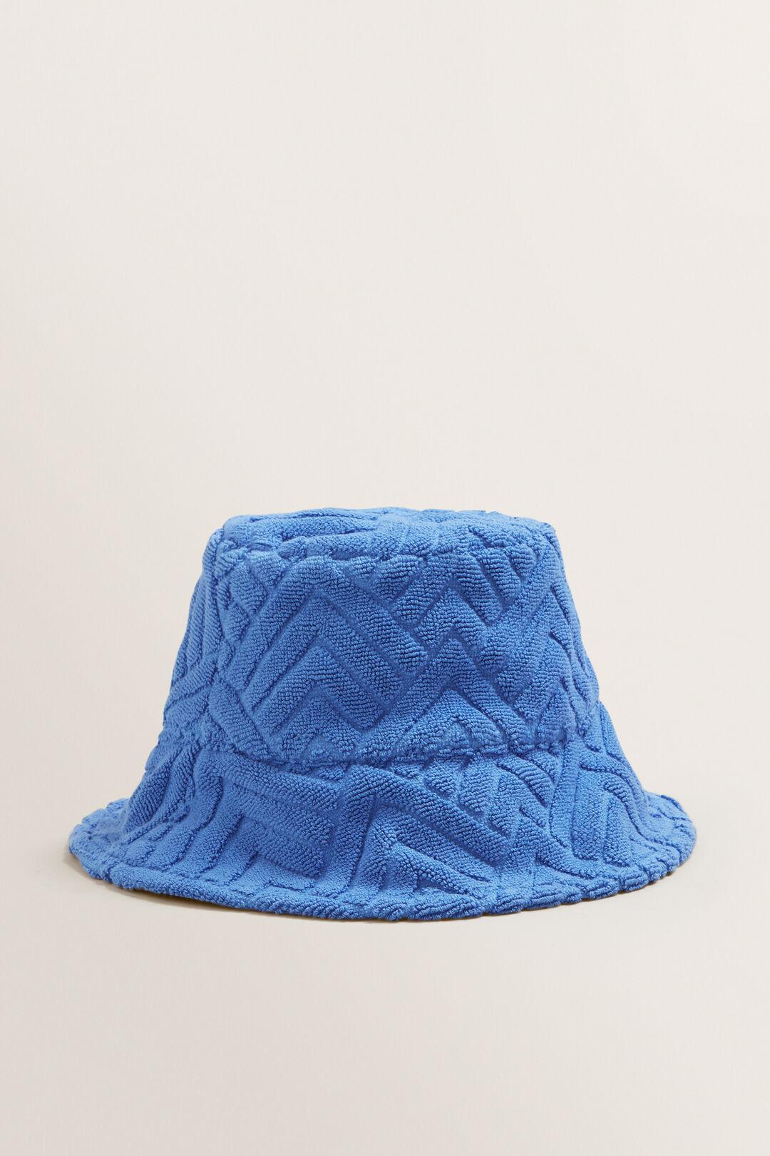 Terry Bucket Hat  AZURE  hi-res