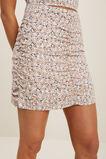 Floral Skirt  MULTI  hi-res