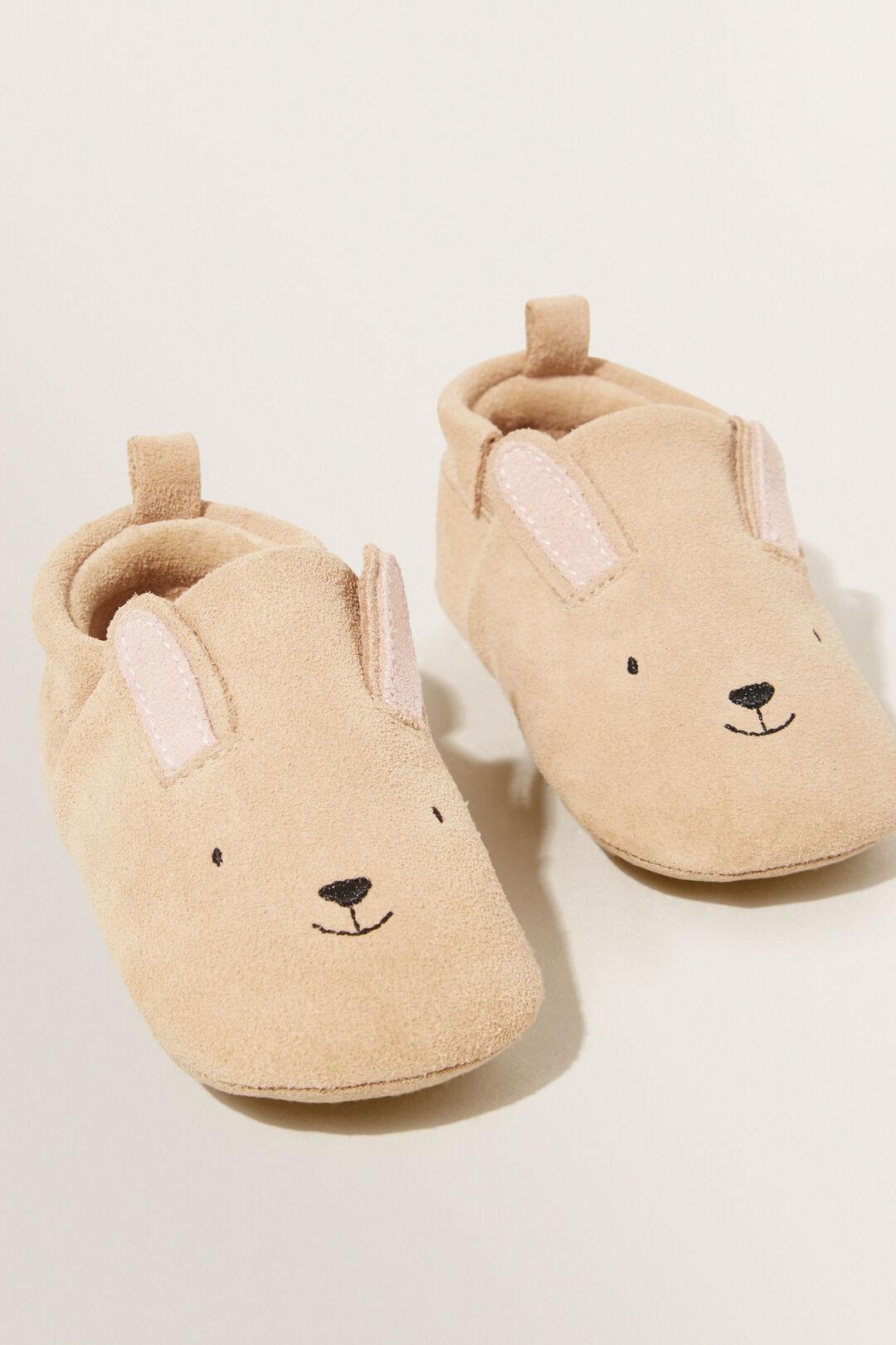 Bunny Slip On  TAN  hi-res
