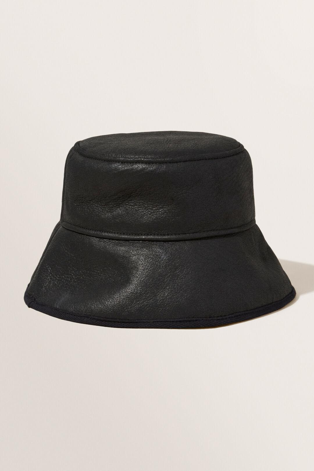 Reversible Bucket Hat  BLACK  hi-res