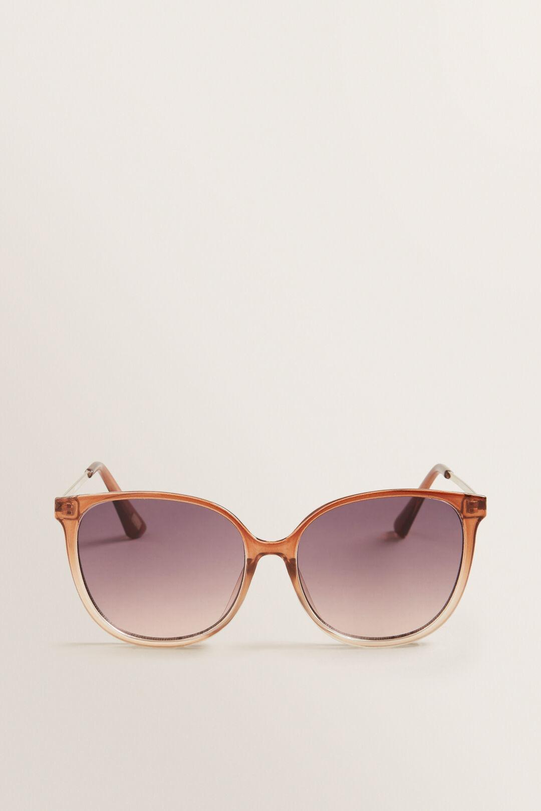 Jessie Round Sunglasses  OMBRE  hi-res