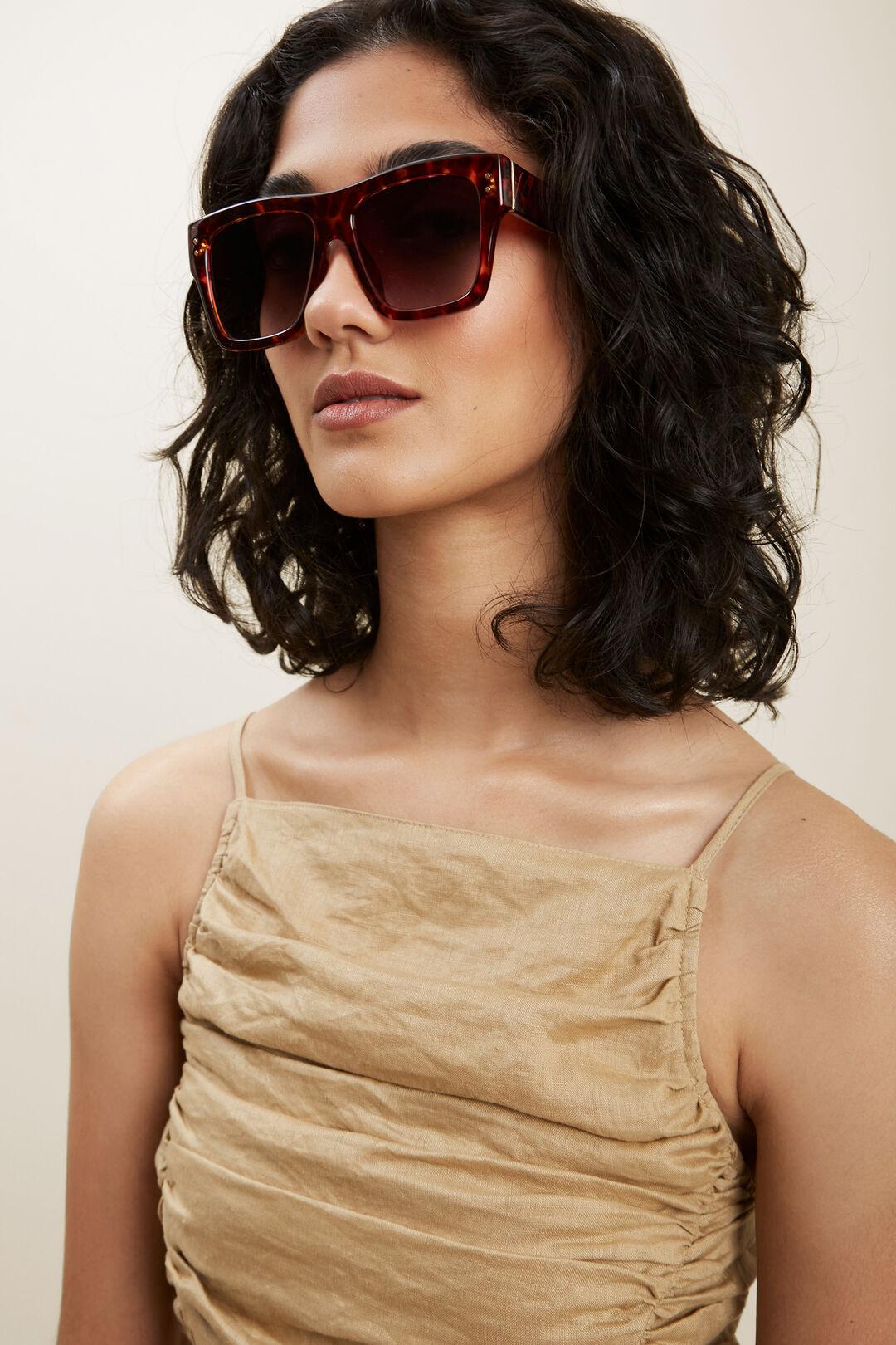 Liza Classic Sunglasses  TORT  hi-res