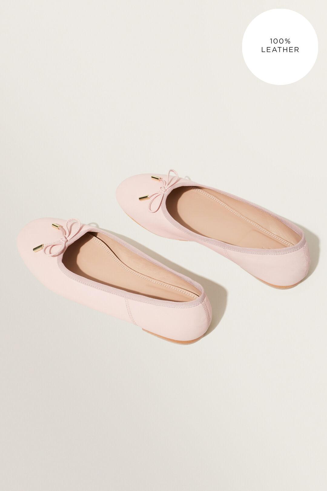 Olivia Ballet Flat  ASH PINK  hi-res