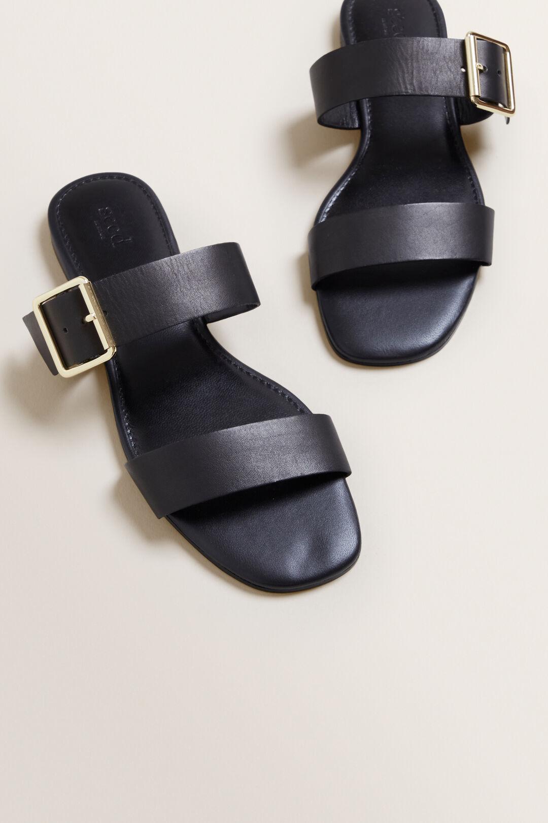 Millie Slides  BLACK  hi-res