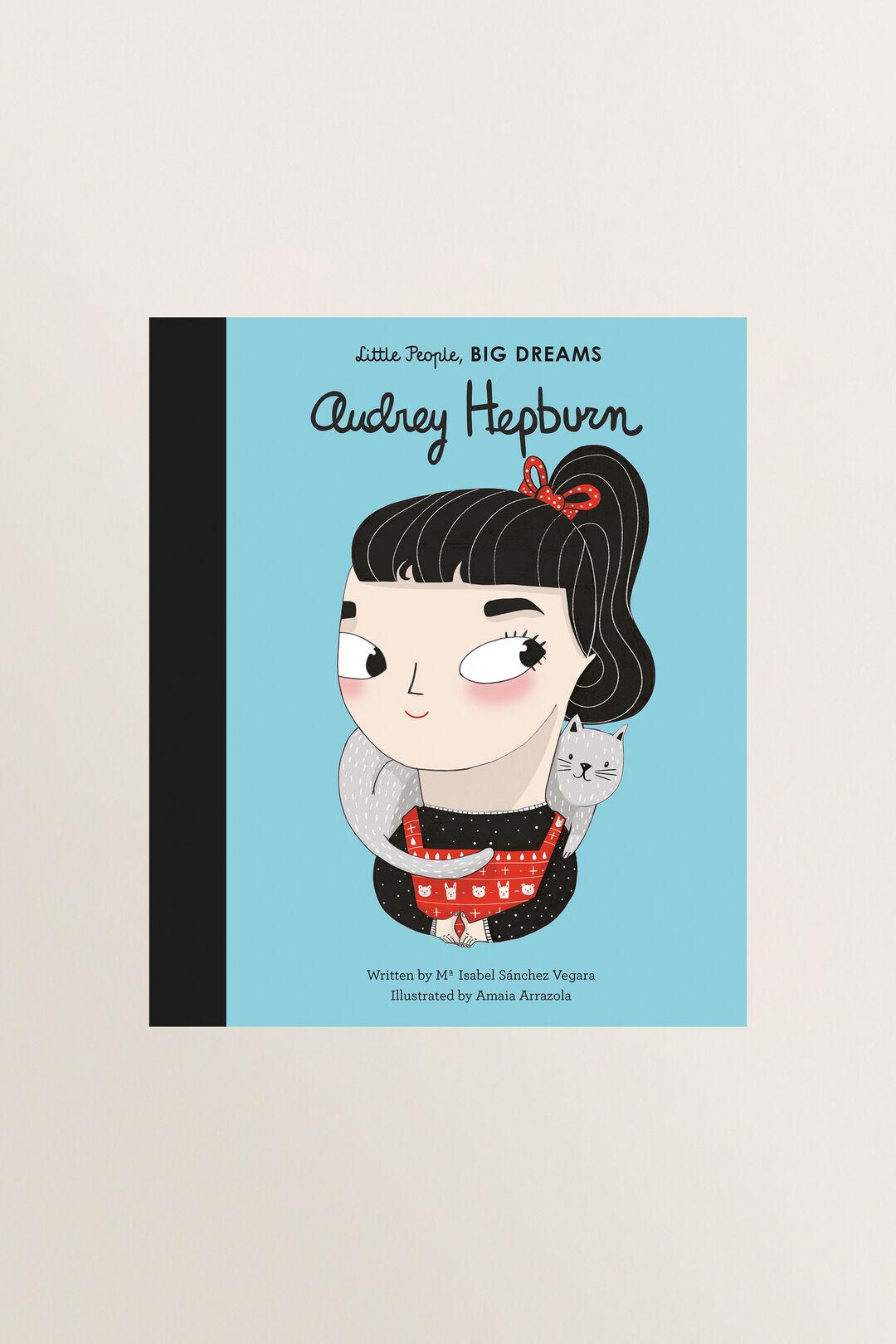 Little People  Big Dreams: Audrey Hepburn Book  MULTI  hi-res