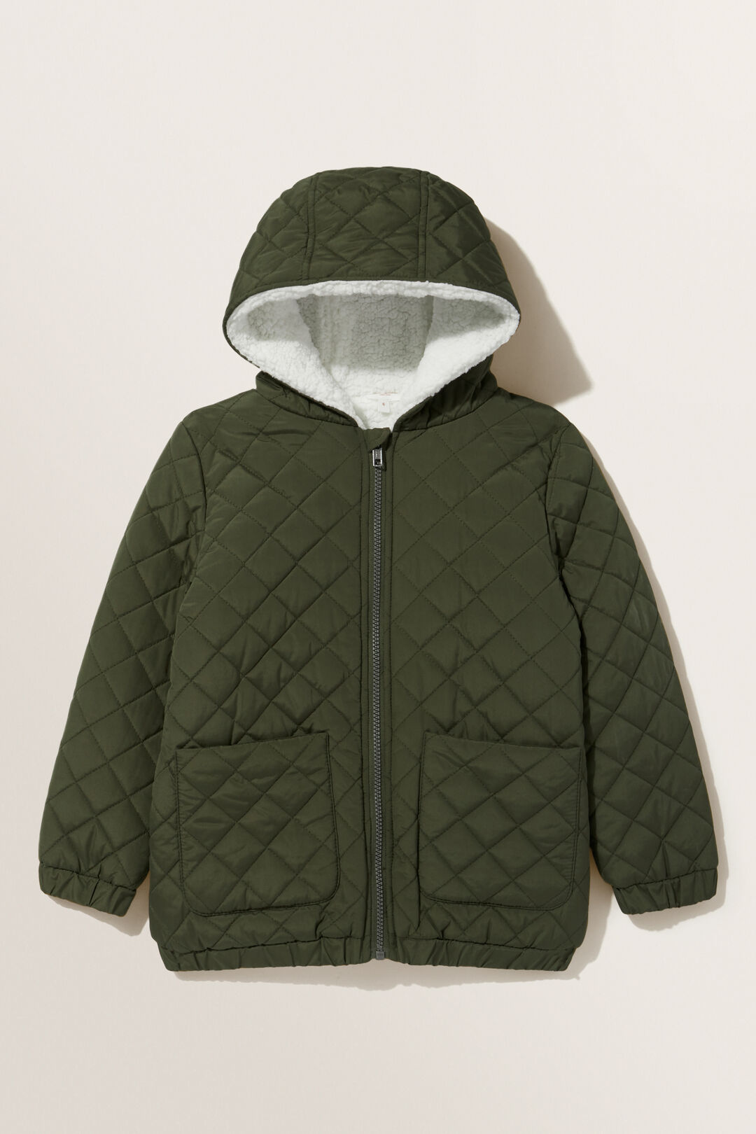 Sherpa Lined Jacket  FOREST  hi-res