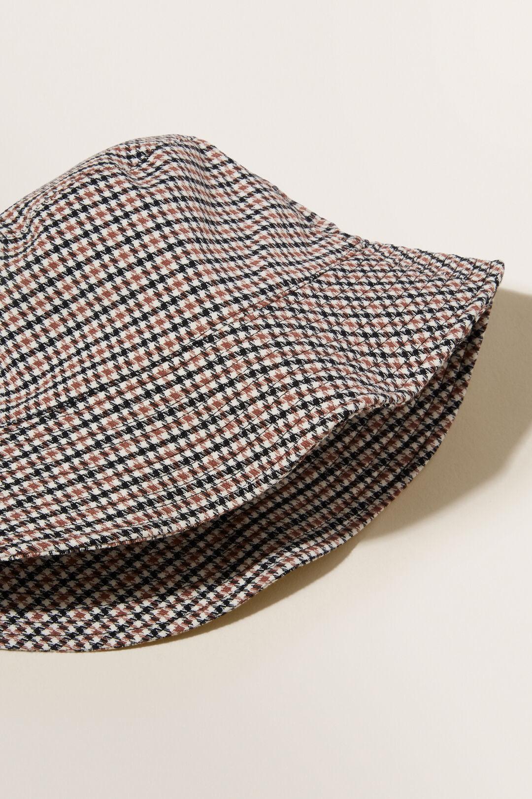 Check Bucket Hat  MULTI  hi-res