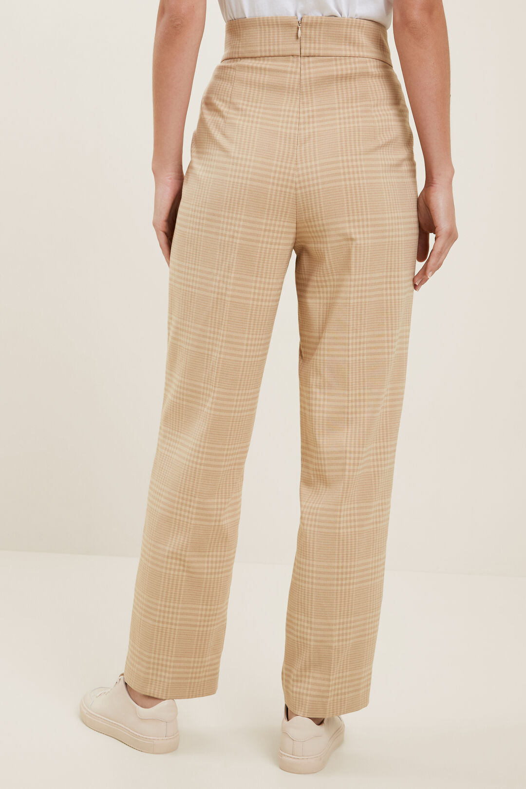 Plaid Suit Pant  PLAID  hi-res