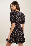 Floral Mini Dress  MULTI  hi-res