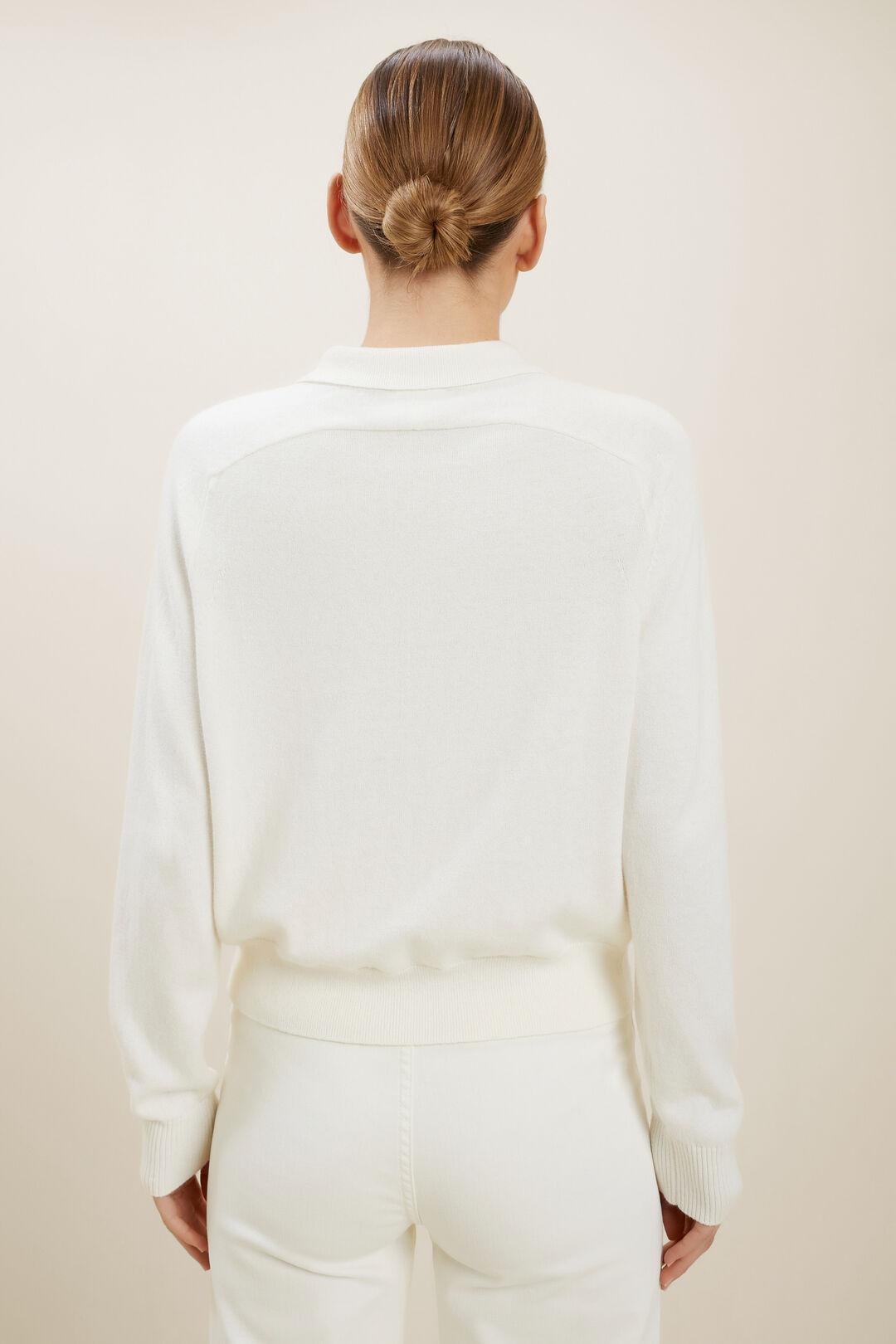 Polo Sweater  FRENCH VANILLA  hi-res